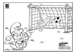 Small Picture Coloring Pages Of A Football Field Coloring Pages
