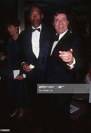 Myrna Freeman, Morgan Freeman and Jerry Lewis News Photo - Getty Images