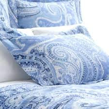 blue paisley bedding ralph lauren light blue paisley bedding