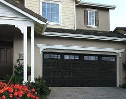 painting garage door black black garage door paint your garage door black