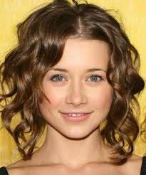 short natural curly hairstyles 2017