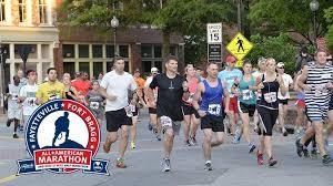 Us Army Mwr All American Marathon