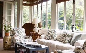 Image of: Comfortable Sunroom Furniture Design