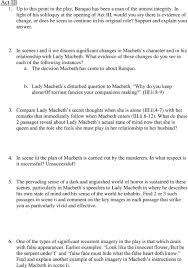 macbeth study guide questions pdf in scenes i and ii we discern significant changes in macbeth s character and in his