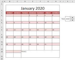 microsoft excel calendar calendar template in excel easy excel tutorial