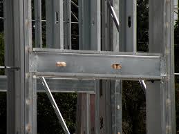 Interior metal framing Window Light Gauge Metal Stud Framing Credit Buildipedia Monolithic Dome Institute Light Gauge Metal Stud Framing Buildipedia