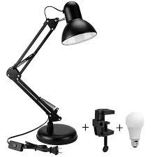 Shop bán Nơi Bán Đèn bàn học tập, làm việc, có chân kẹp bàn Pixar MT-322 +  Tặng 1 bóng LED 7W giá tốt nhất 160.000₫