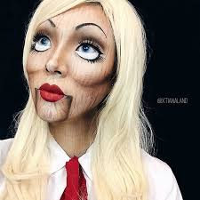 janie adelle janieaxllover4415 janie adelle janieaxllover4415 ventriloquist dummy costume makeup