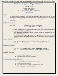 Free Teacher Resume Gallery Of Doc 7911024 Sample Music Teacher