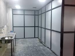 office partition with door. Office Partition With Door. The Best Quality Aluminum Restroom Works In Jubilee Hills Door