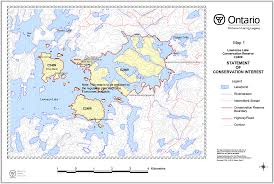 Lawrence Lake Conservation Reserve Management Statement Ontario.ca