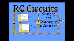 rc circuits 3 of 8 charging discharging a capacitor an explanation