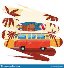 Camper Van Graphics Design Camper Van Icon Stock Vector Illustration Of Vector 135247899