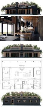Small 3 Bedroom House Floor Plans 17 Best Ideas About Open Plan House On Pinterest Open Plan Large
