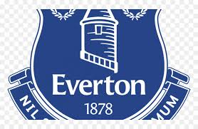 Everton clear pencil case stationery set. Everton F C Hd Png Download Vhv