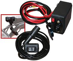 amazon com champion mini rocker switch winch remote control kit Champion ATV Baskets at Champion 3000 Lb Winch Wiring Diagram