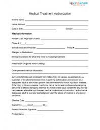 Printable Medical Release Form For Children Unique Medical Release Forms For Babysitters Tools To Being The Best AUNT