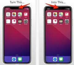 Iphone X Los Notchos Wochen Notcho App Lässt Notch