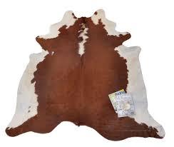 brown and white rug. Brown \u0026 White Hereford Large Cowhide Rug. Image 1 And Rug