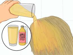 how to get the smell of a perm out of your hair