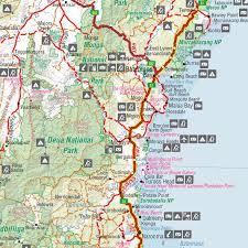 sydney to melbourne hema map buy map of sydney to melbourne