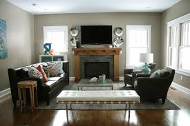 Wainscoting For Living Room Living Room Traditional Living Room Ideas With Fireplace And Tv
