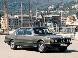 BMW 7 Series (E23) specs - 1977, 1978, 1979, 1980, 1981, 1982 ...