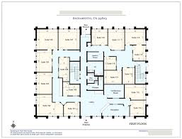 Gallery office floor Open Location Sacramento Ca Property Type Officeretail Size Floor Plan Visuals Commercial Floor Plans Gallery Floor Plan Visuals