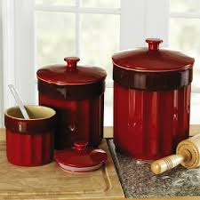 Designer Kitchen Canister Sets Handmade Kitchen Canisters Within Kitchen Canister Top 10