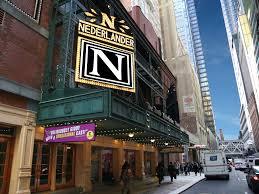 Nederlander Theatre On Broadway In Nyc
