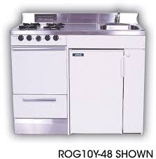 Compact Kitchen Acme Roe Compact Kitchen With Stainless Steel Countertop 4