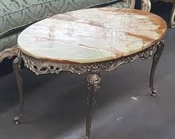 50 s french provincial coffee table