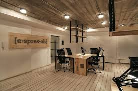industrial style home office. Industrial Office Design It Style  Interiors Alluring Inspiration Home Industrial Style Home Office