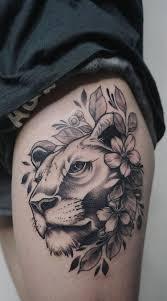 Lioness Tattoo Tattoodesigns тату татуировка львица