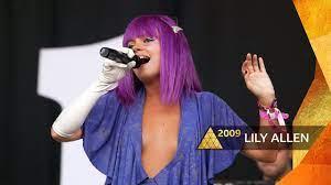 Lily Allen - The Fear (Glastonbury 2009 ...