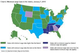 Minimum Wage Workers In Pennsylvania 2017 Mid Atlantic