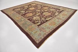 main handknotted 10 10 x 13 5 oushak rug photo