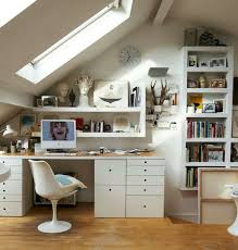 attic home office. Offices Attic Office Popideas Home