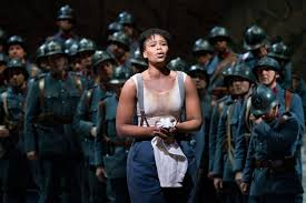 A Top Soprano Brings Some Zulu to the Met Opera. And It Clicks. - The New  York Times