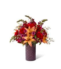 the ftd autumn harvest bouquet by vera