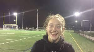 East Pennsboro's Aimee Buffington on her early goal Wednesday. - YouTube