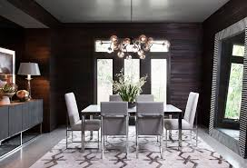 contemporary dining room1 contemporary and modern interior design characteristics