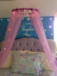 Kids Room Pinterest Diy Princess Canopy Ideas Bed Style - Resume ...