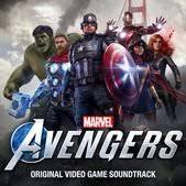 <b>Саундтреки</b> Marvel's <b>Avengers</b> / <b>OST</b> Marvel's <b>Avengers</b>