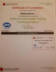 certifications the joyful tree placenta encapsulation more california food handlers card efoodhandlers