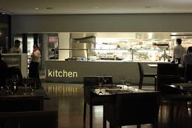 The Kitchen Euorpean Restaurant Design Concept Restaurant Kitchen Designing