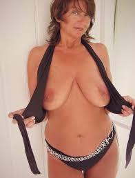 Dial chaud avec matures nues