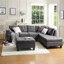 storage ottoman l shape couch