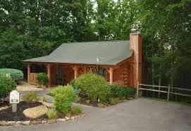 1 Bedroom Luxury Cabin Rentals overlooking the Smoky Mountains