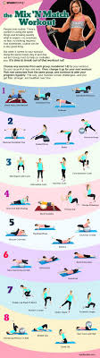 Gym Exercise Planner The Mix N Match Workout Sparkpeople